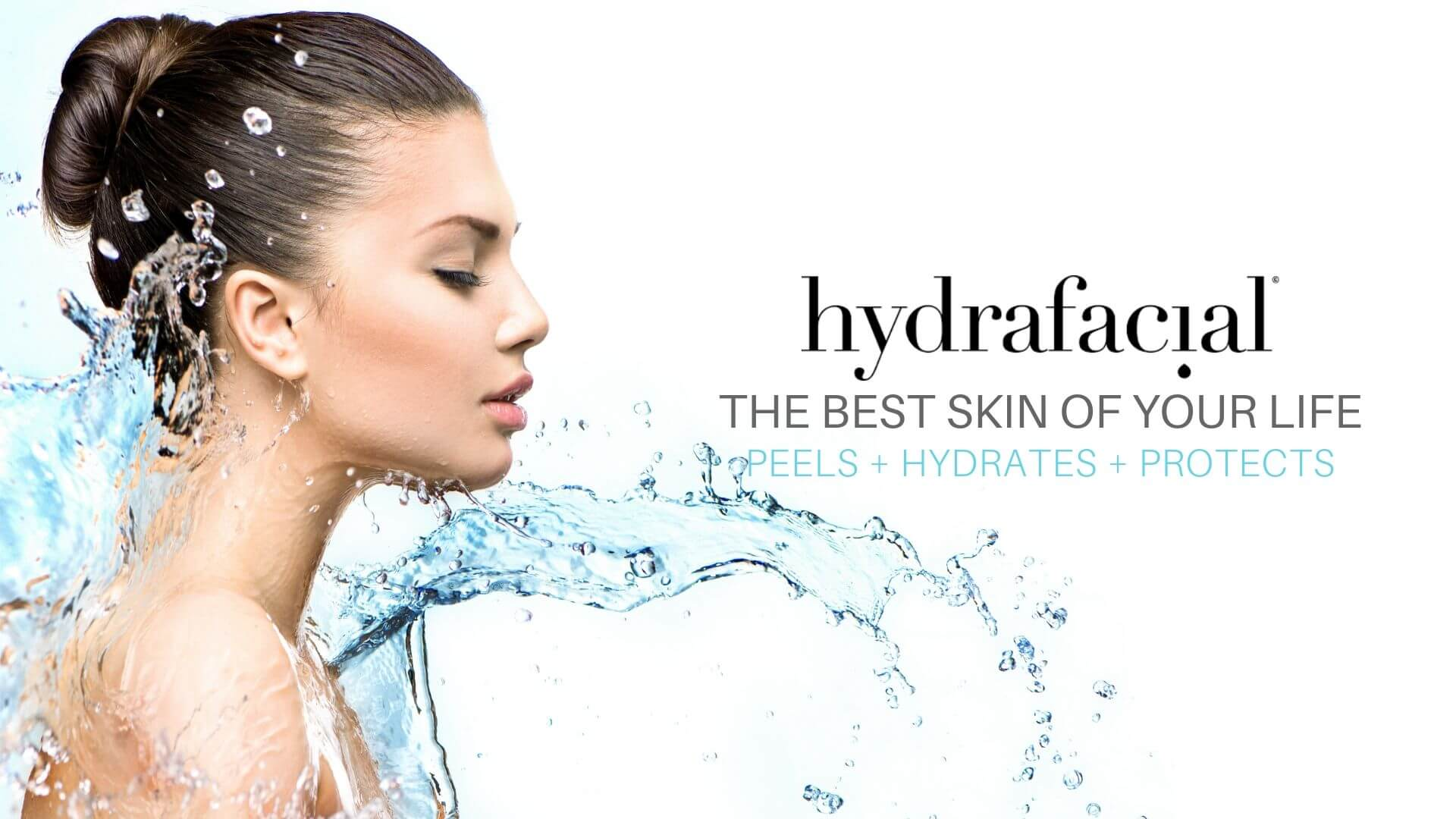 Hydrafacial treatments at REGENERATE.